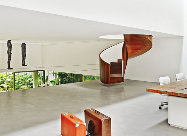 Casa Cubo by Isay Weinfeld Brazil Architecture
