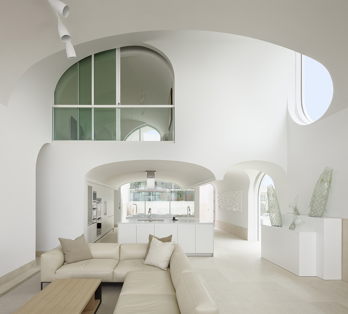 Vault House johnston Marklee oxnard California Modern homes