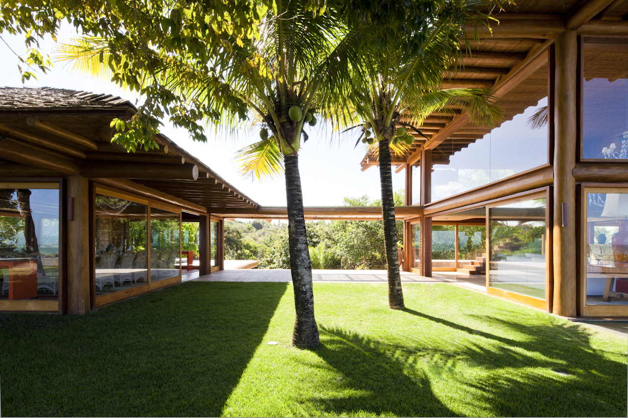 RS House Jacobsen Arquitetura Trancoso Brazil Modern