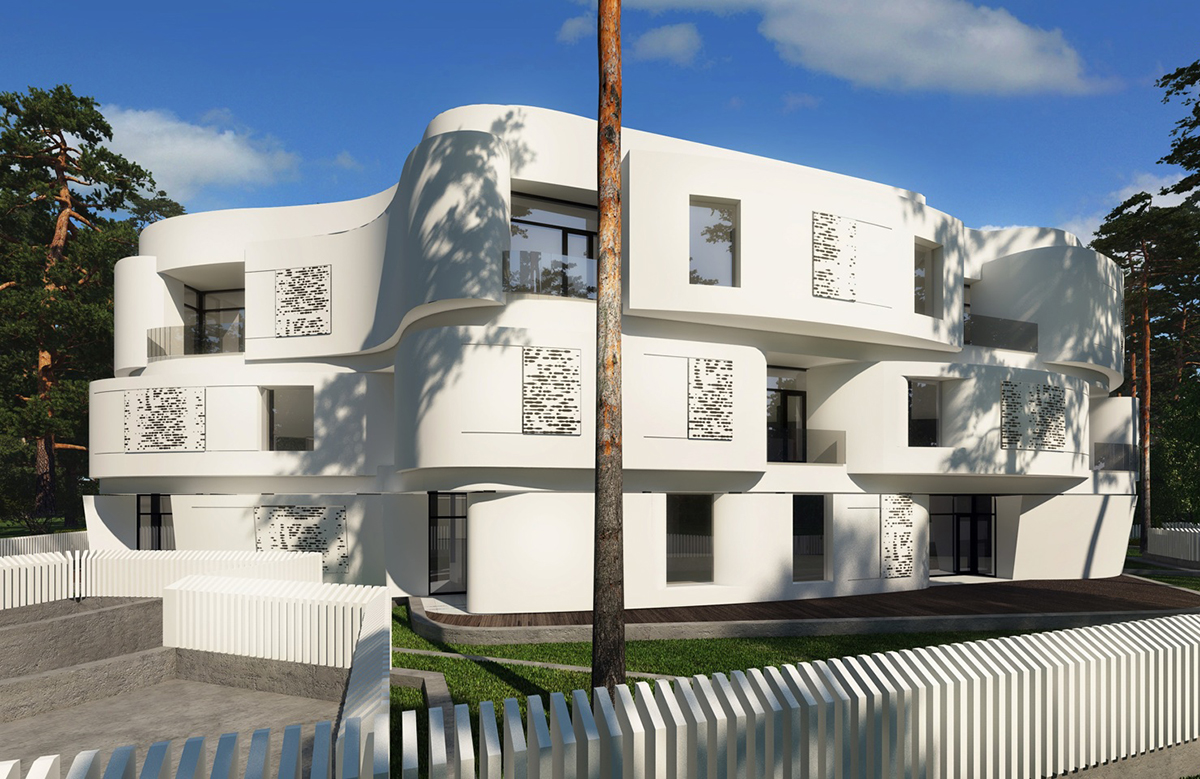Kado Karim Rashid Apartments Jurmala Latvia