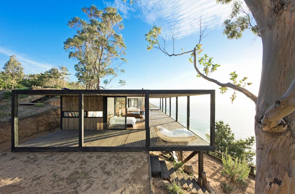 Casa Till WMR Arquitectos Modern Homes in Chile