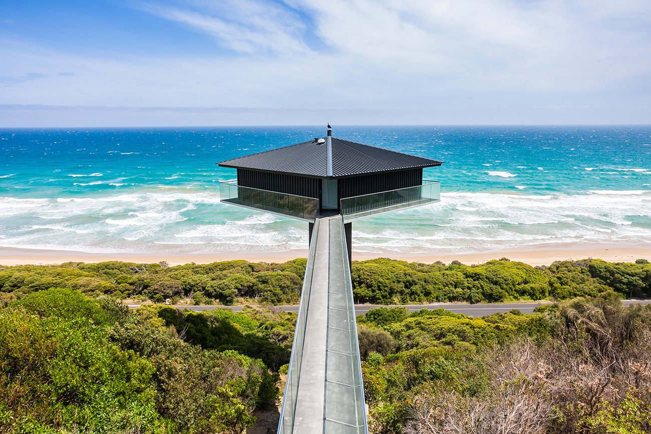 Pole House by F2 Architecture Australia 2014