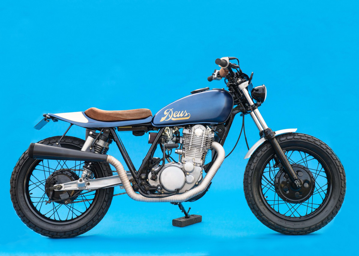 The Smirk Motorcycle by Deus Ex Machina