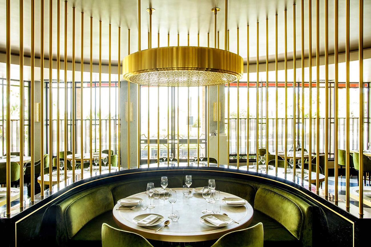 Song Qi Chinese Restaurant Monaco by Alan Yau