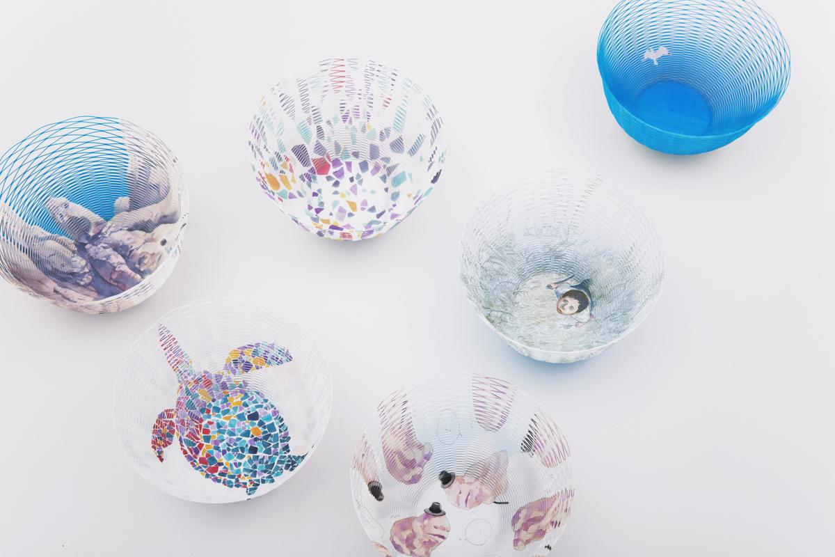 Torafu Architects Create Manga Inspired Airvases