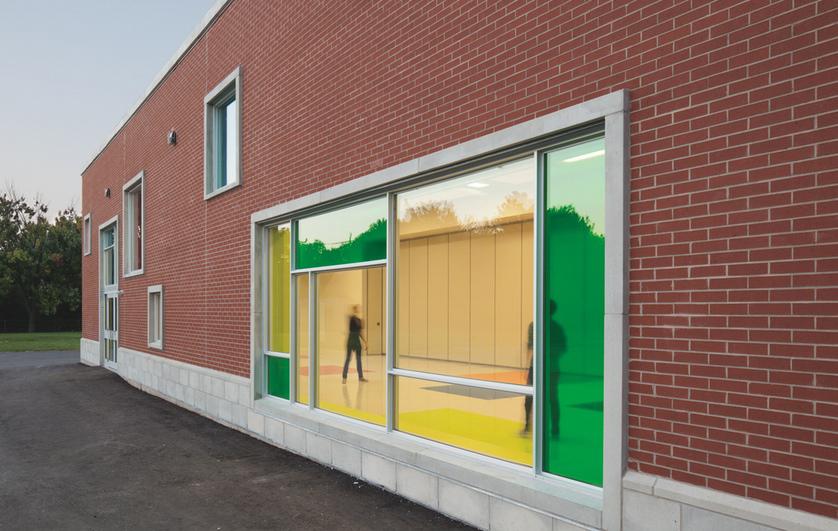 West Preparatory Junior Public School by Taylor Smyth Architects