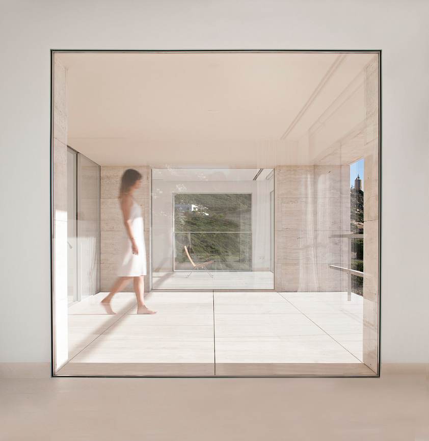 The House Of The Infinite by Alberto Campo Baeza