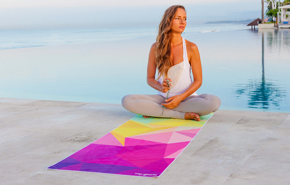 later newest most desirable fashion Yoga Design Lab: Yoga Mats and Towels for the eco-conscious ...