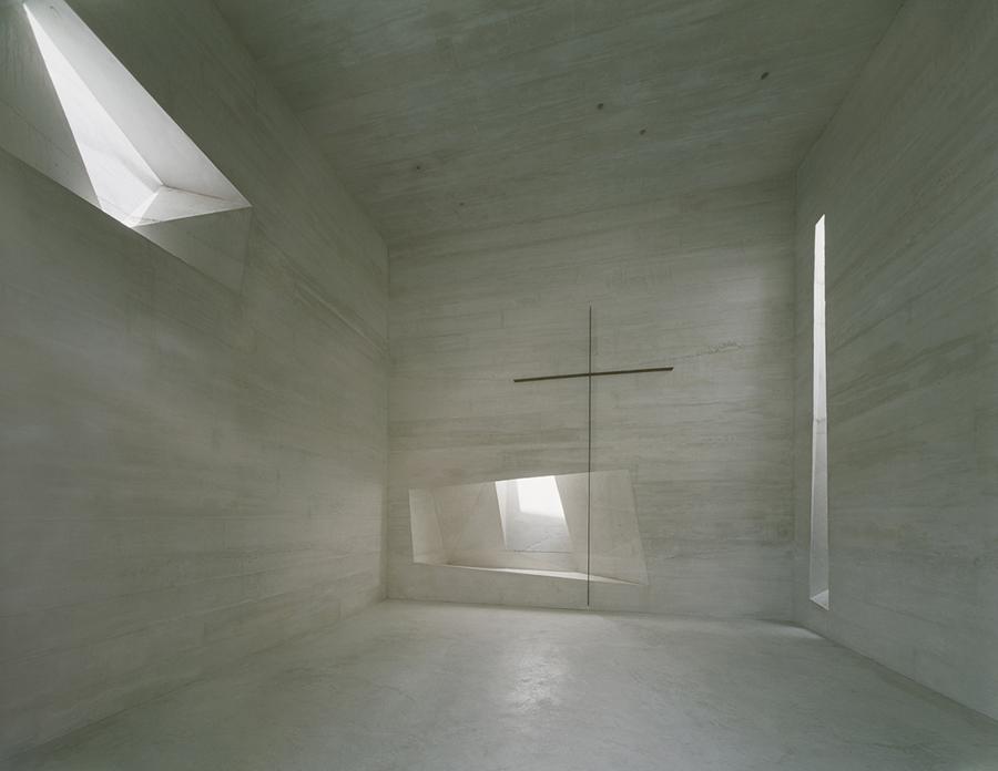 Holy Rosary Church in Lousiana, U.S.A. By   Trahan Architects  .