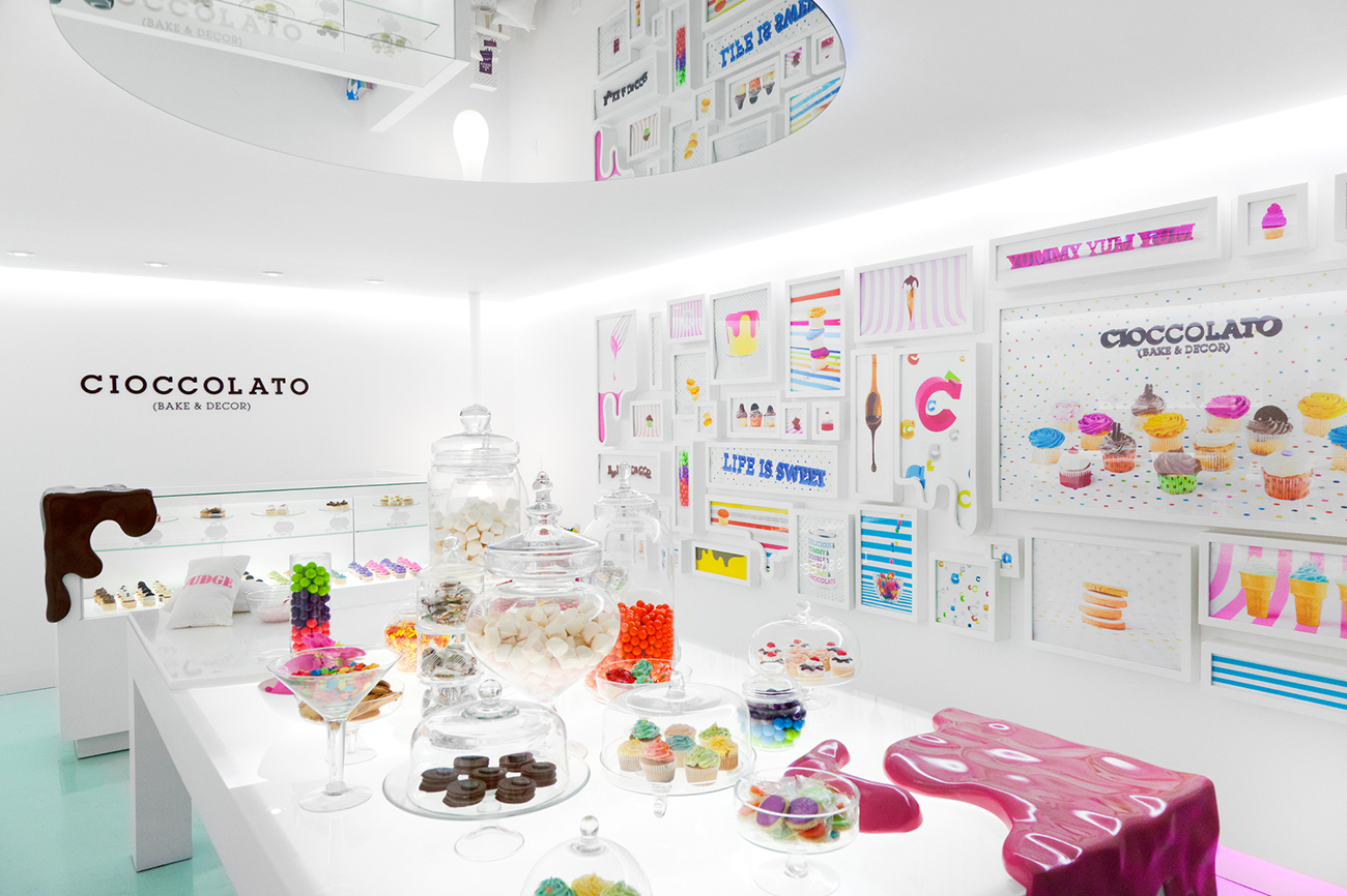 Cioccolato Store by Savvy Studio