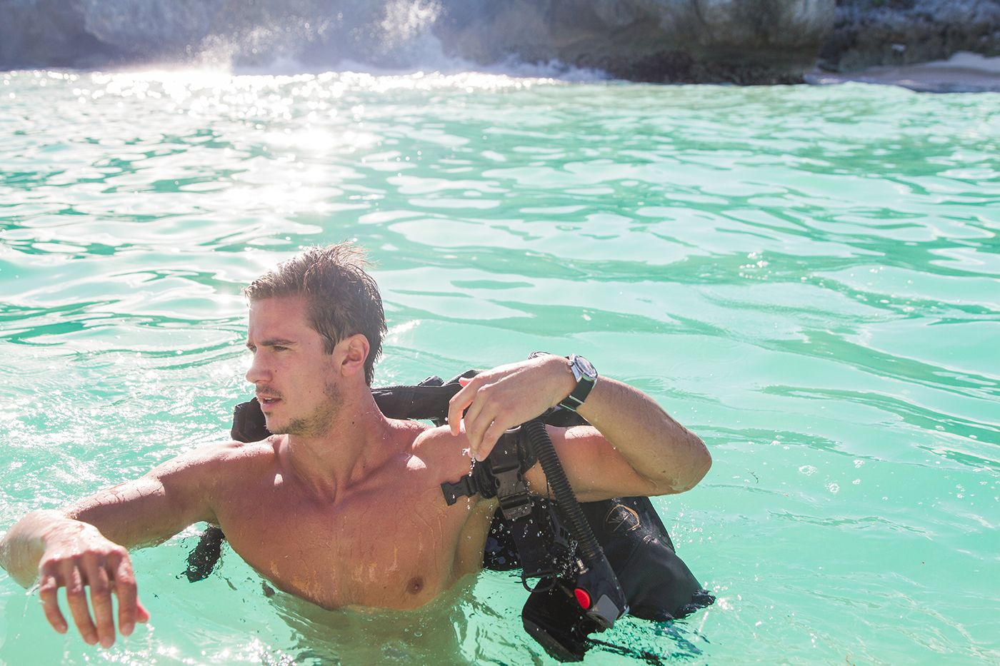 Tulum Time: Life on a luxury camp and a dive to the Great Mayan Reef