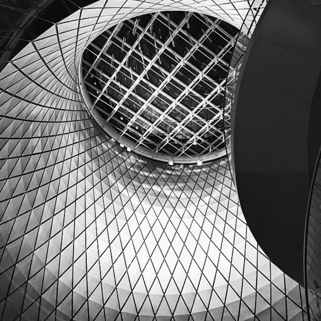 Fulton Center, NYC photographed by Liz Mcdonnell