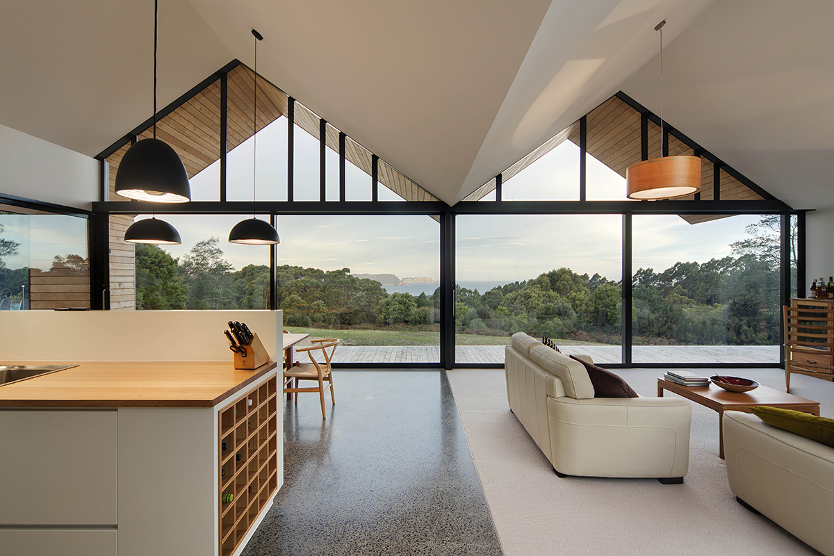 Lookout House by Room 11