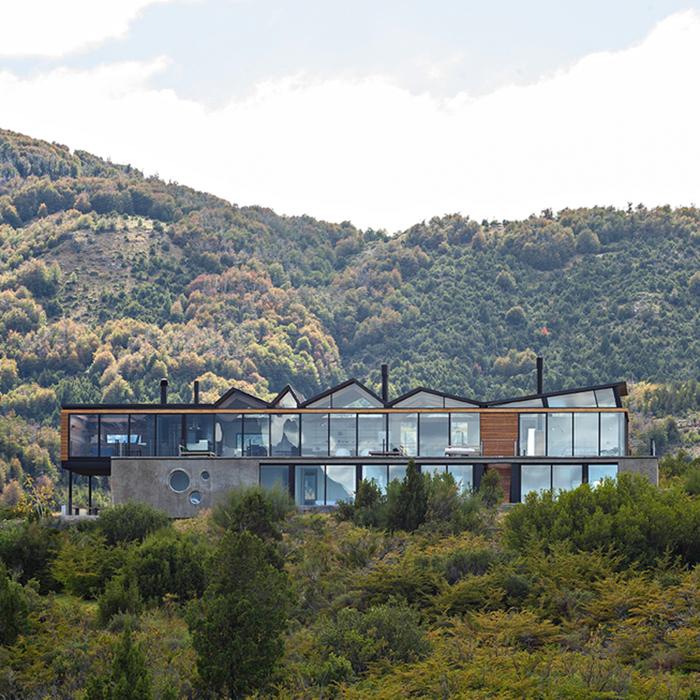 CS House by  Alric Galindez Arquitectos