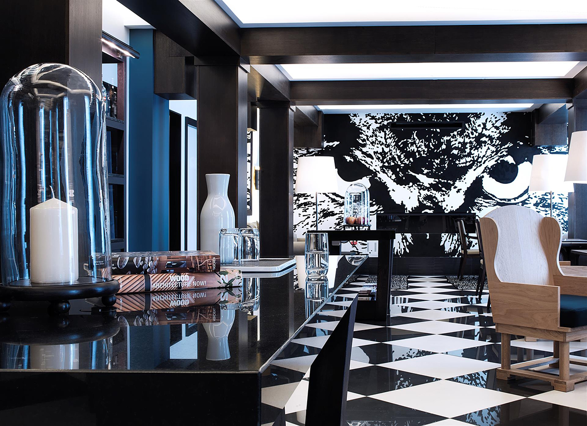 The Chess Hotel by Gilles & Boissier