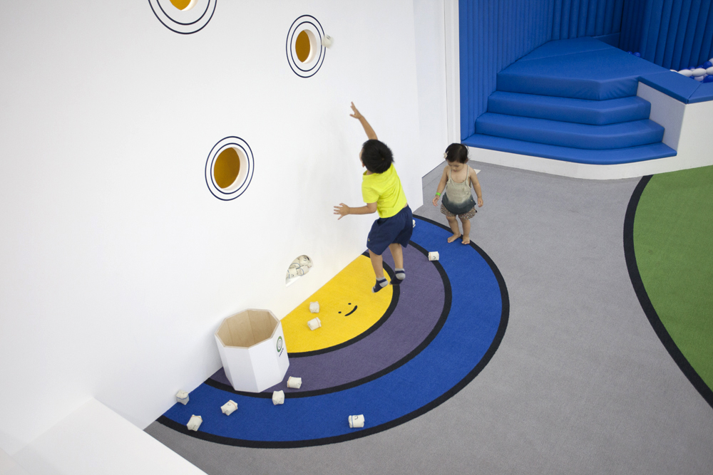 Playscape Cafe Designed by Maum Studio