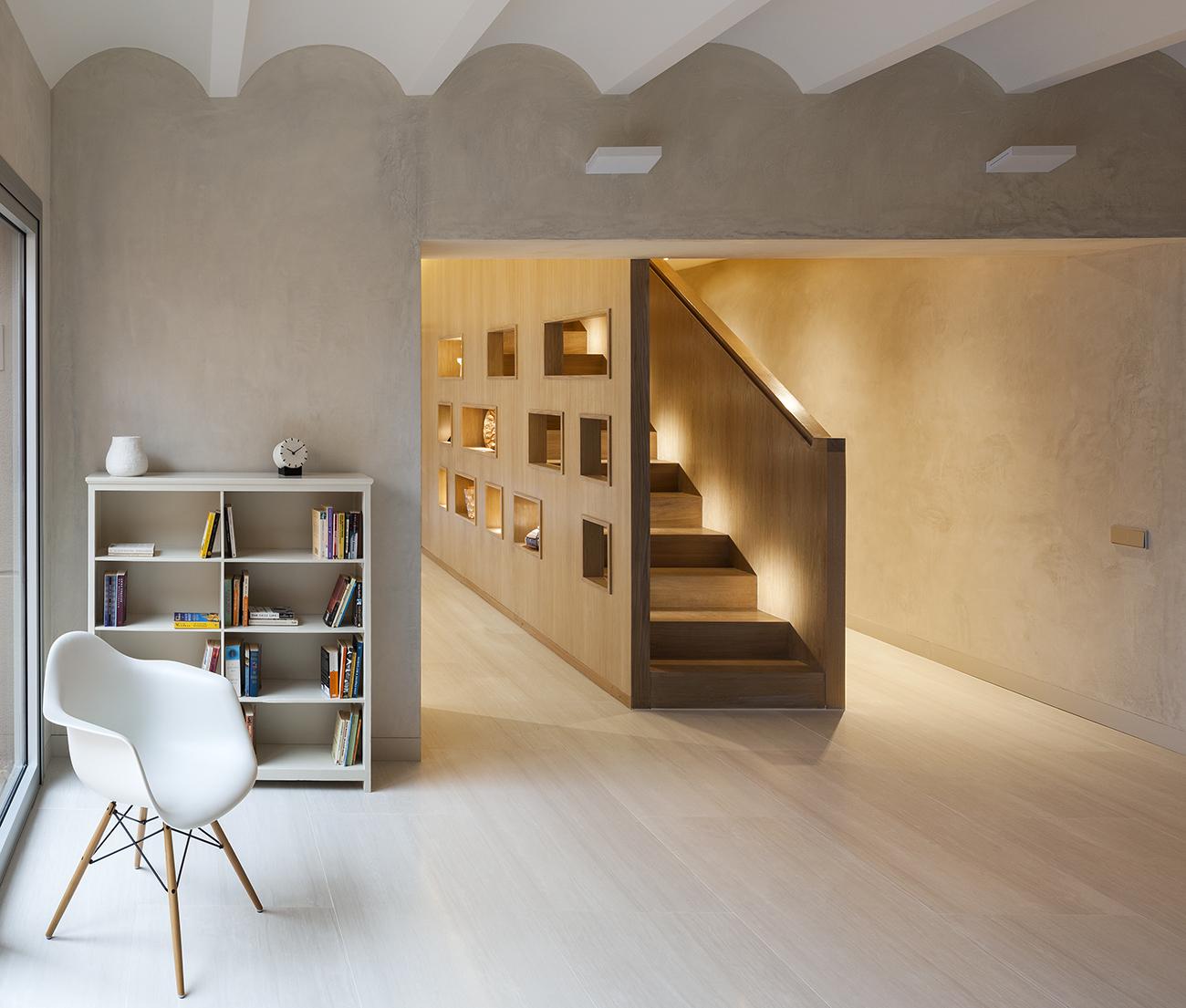 Duplex in Garcia by Zest Architecture