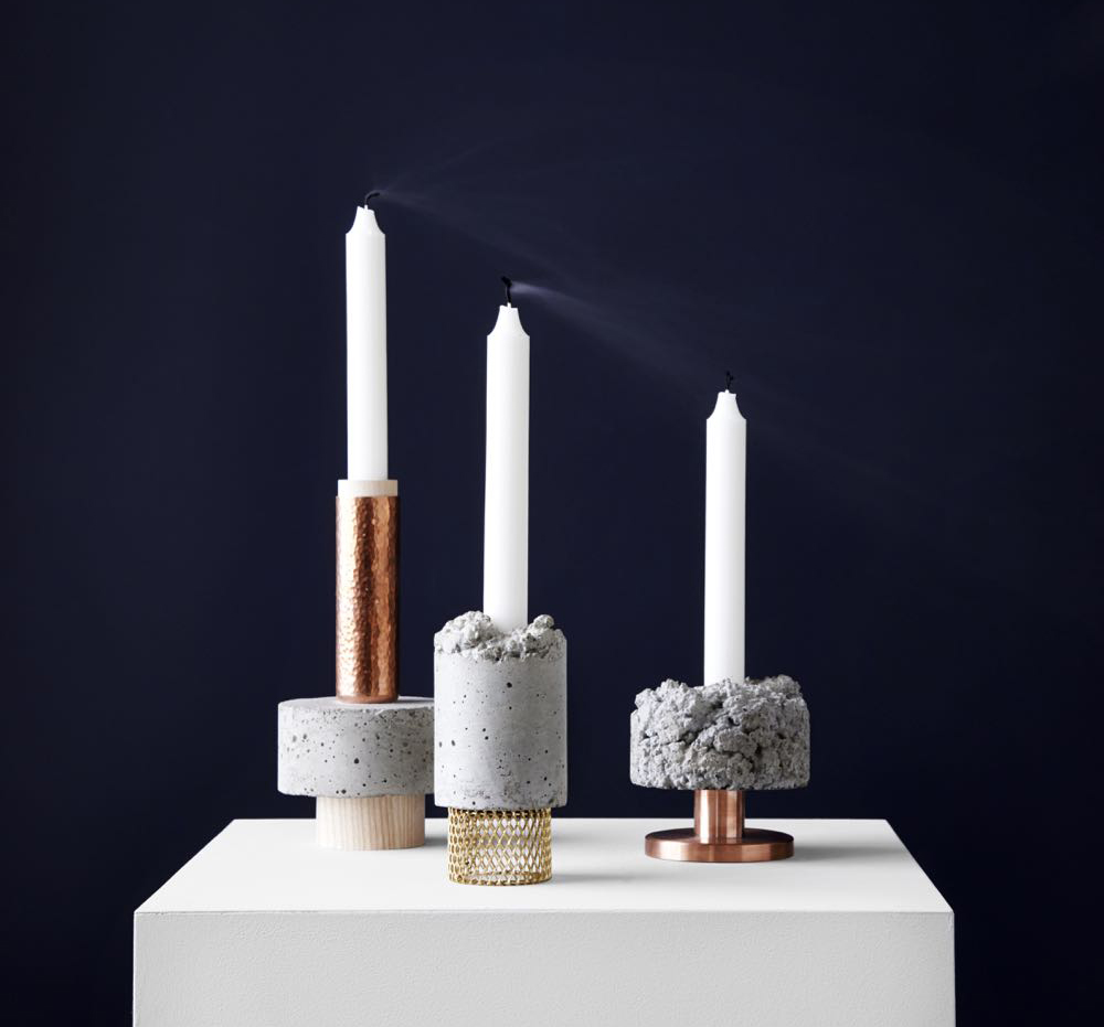 David Taylor's Hand Crafted Candlesticks