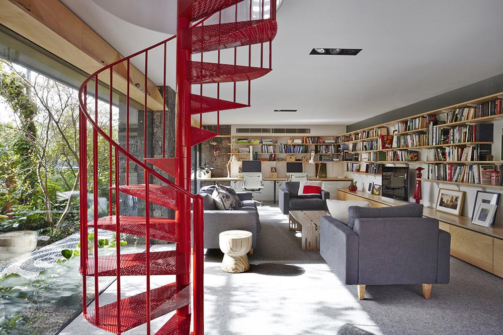 Walker House by Maynard Architects