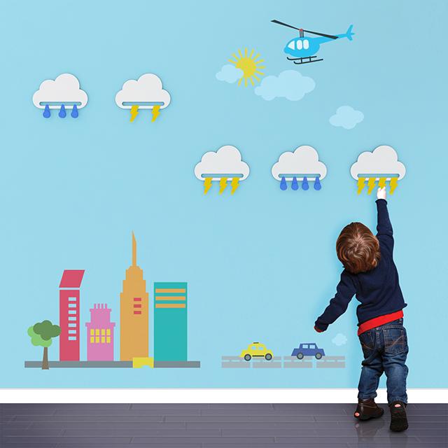 Cloud Kids Hanger: Balancing Creativity And Function
