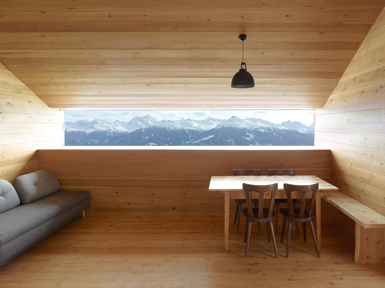 Gaudin House designed by Savoiz Fabrizzi Architectes
