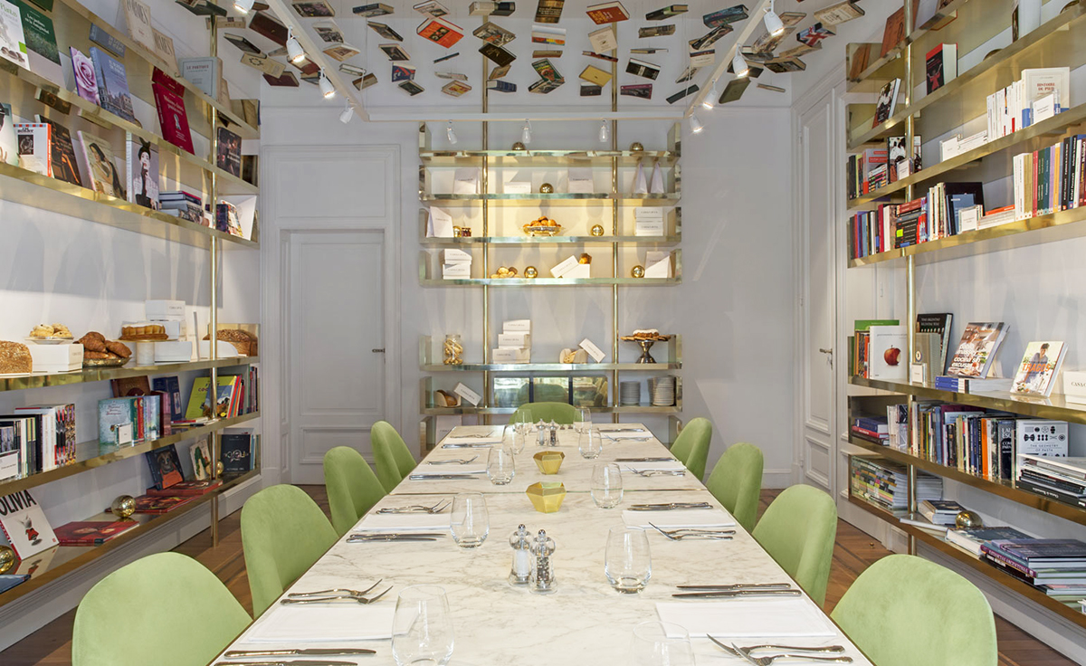 Casa Cavia, a new concept store and restaurant in Buenos Aires