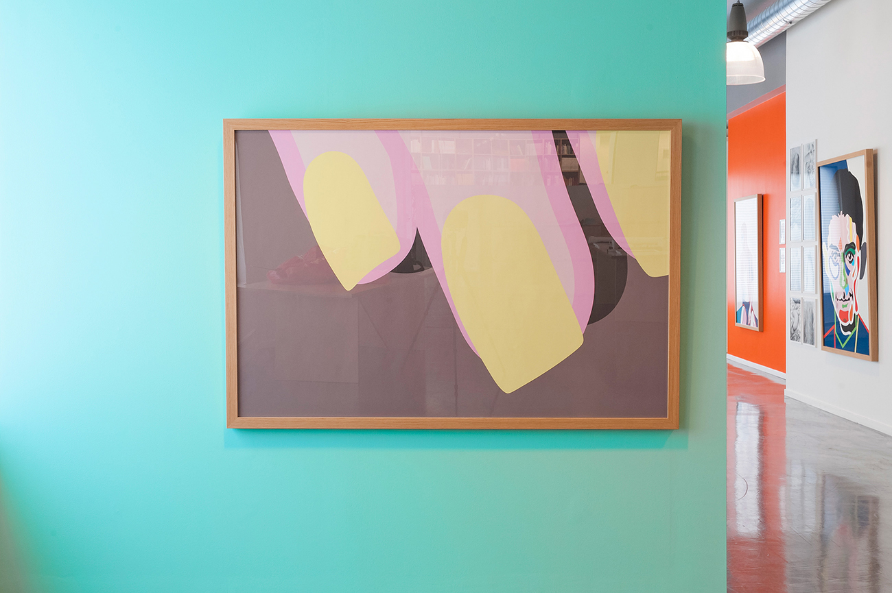 Hybrido Show: Magnus Voll Mathiassen's art on display in Oslo
