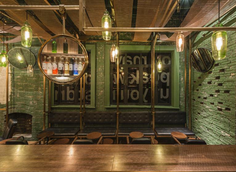 Neri & Hu Craft Speakeasy Nostalgia and Modern Flare at Logan's Punch Bar