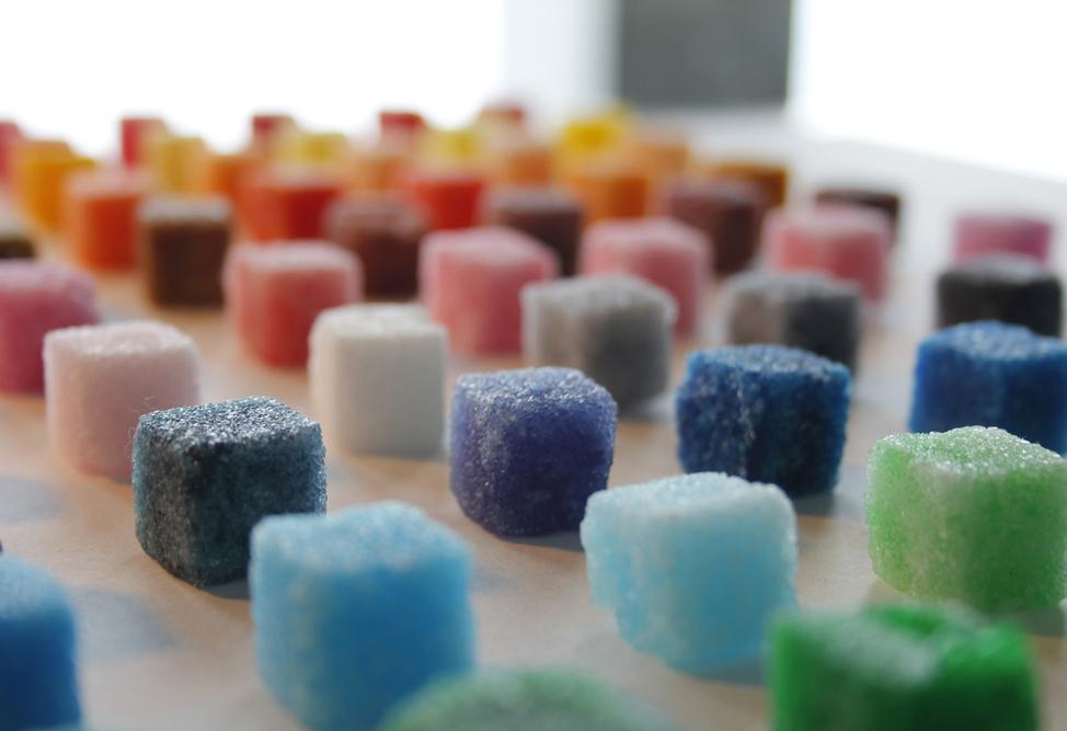 Emmanuelle Moureax's 100 Colors Lab | KNSTRCT