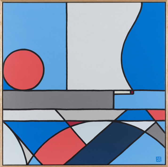 Art by Stephen Baker | Full interview at KNSTRCT.com
