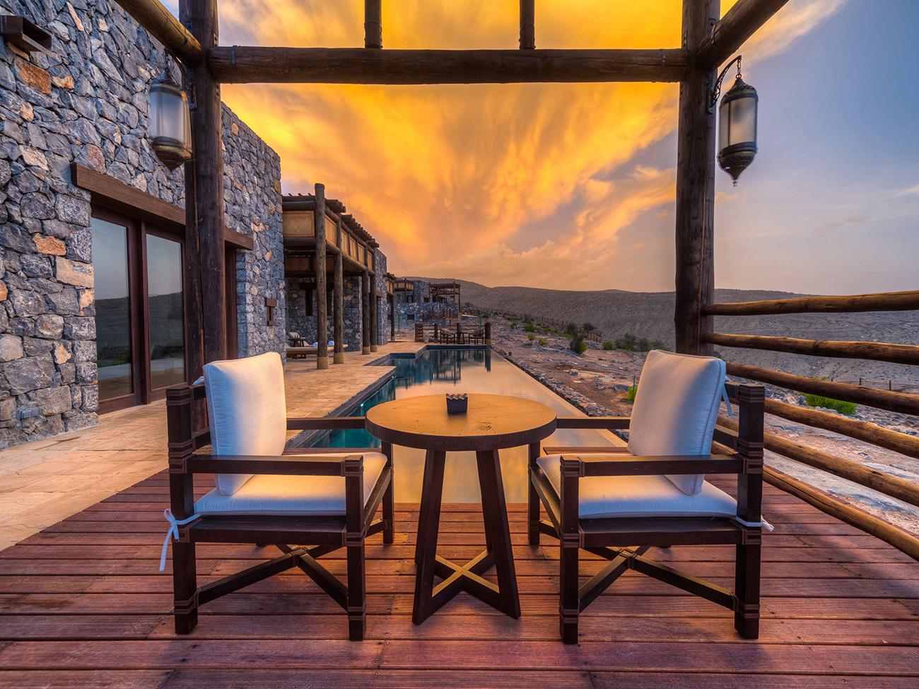 Oman's Mountain Escape: The Alila Jabal Akhdar Resort