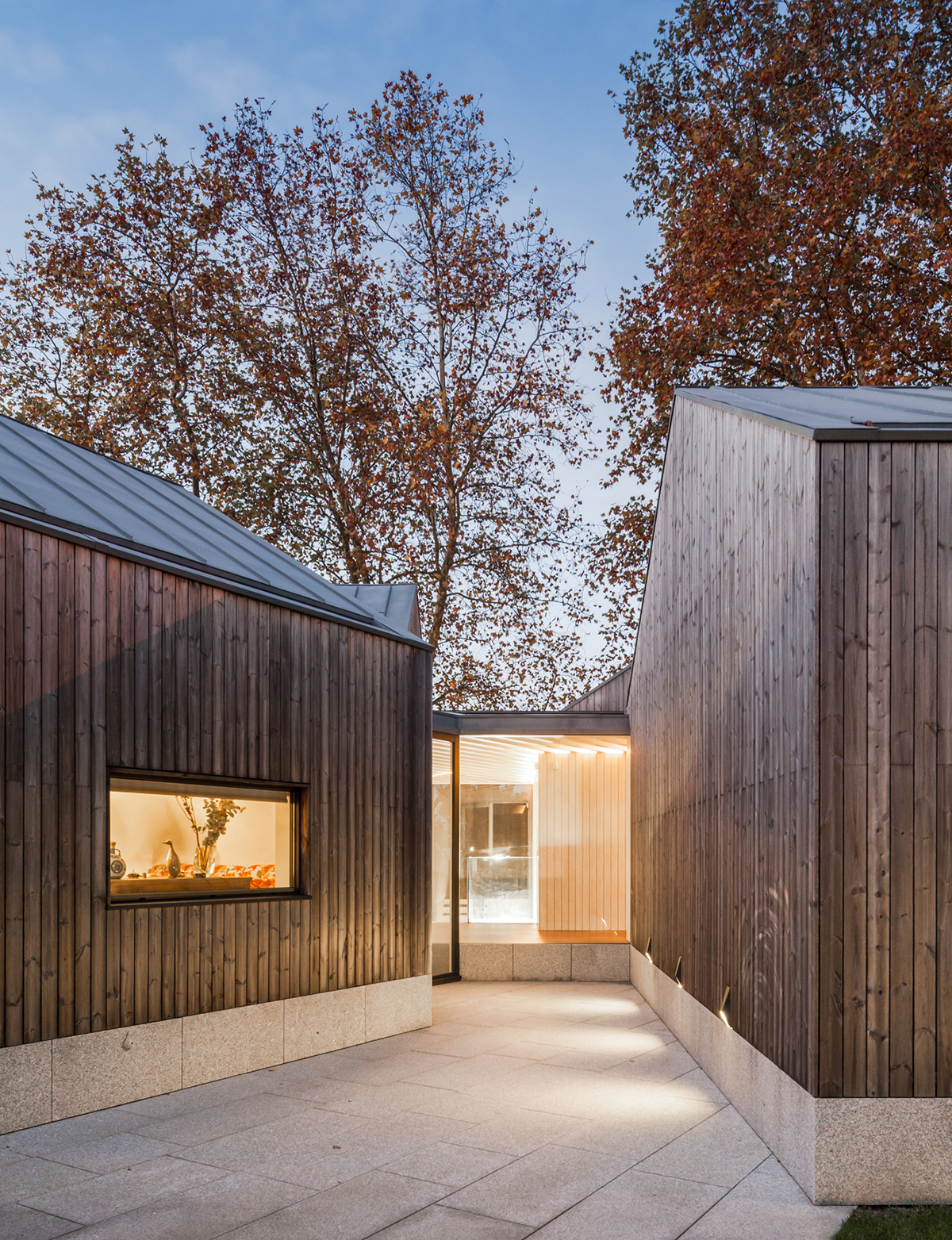 PROD Aquitectura's House of Four Houses in Portugal | KNSTRCT