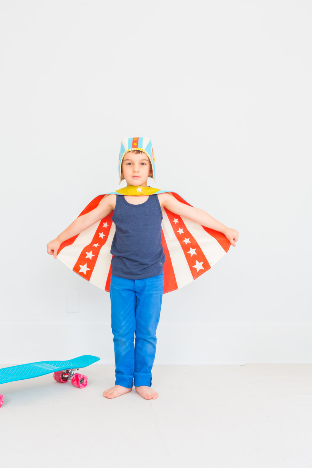 Lovelane's capes and adventure-wear for kids
