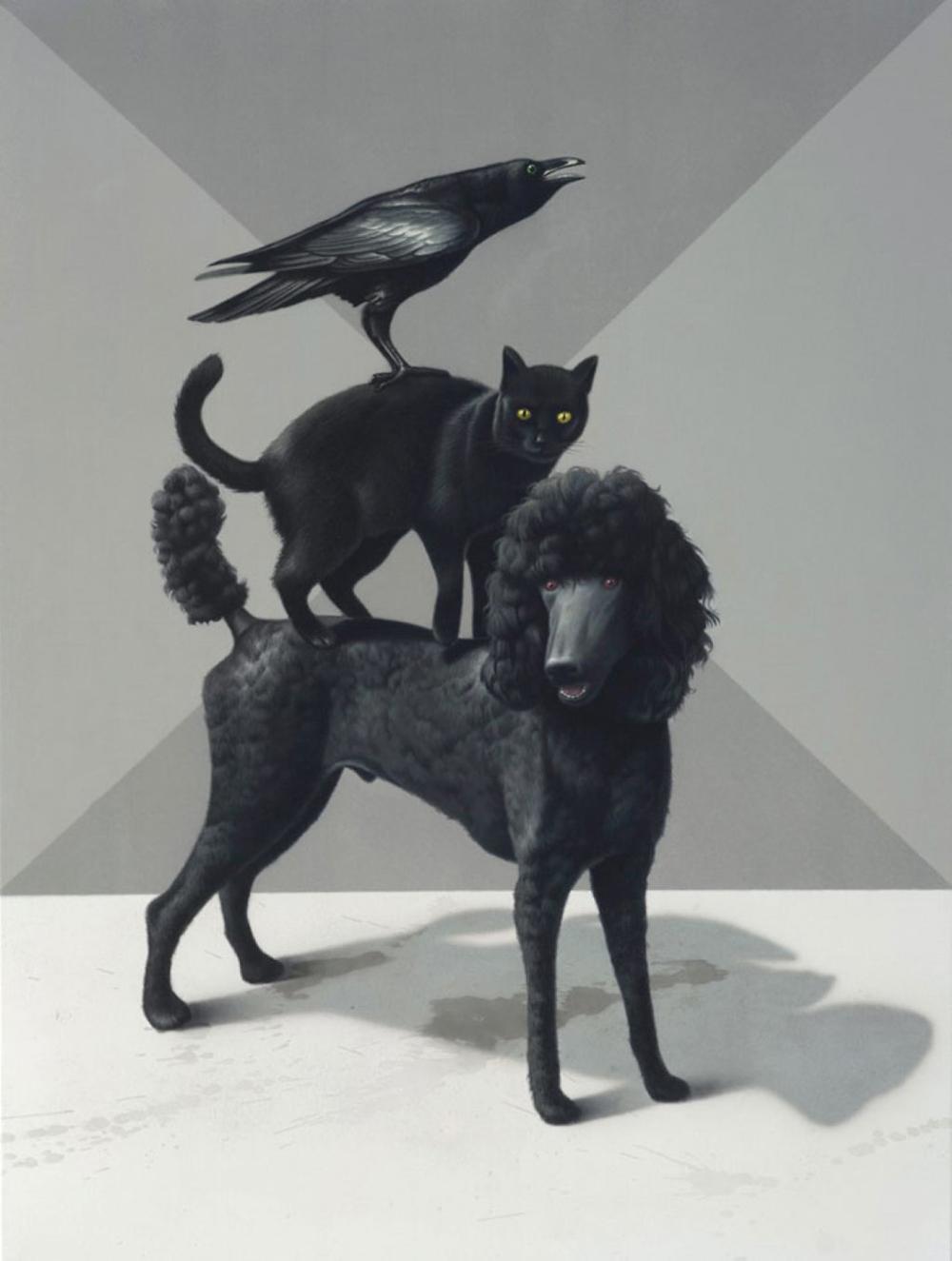 """Life as a curious outsider"": An Interview with Artist Eckart Hahn"