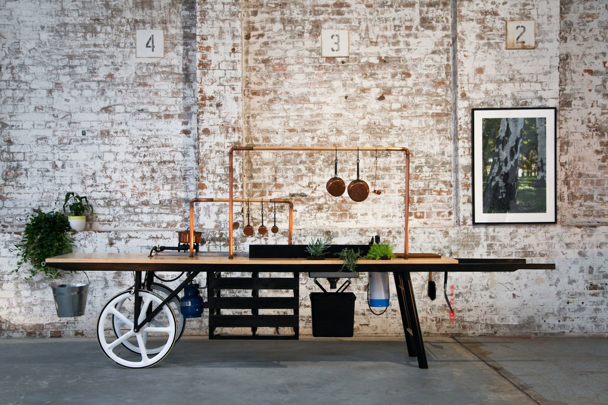 Kitchen by Mike on Wheels. Image: Ashley Jones