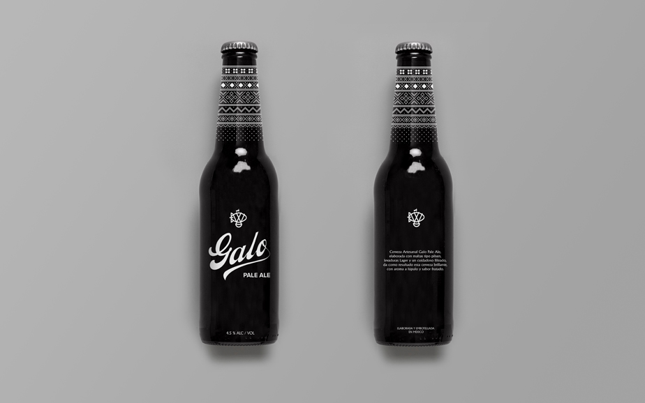 Anagrama is responsible for the branding of Galo, a restaurant specializing in French-American inspired comfort cuisine. The black and white skewed pattern dresses up the brand as friendly, snug and casual, a feeling supported by the logotype's organic cursive script. The zeppelin icon pays homage to Galo's bakery. Inspired on the airship's general shape, a Zeppelin is a sandwich made with a roll of French bread split width-wise into two pieces and filled with a variety of meats, cheese, vegetables, seasonings and sauces.