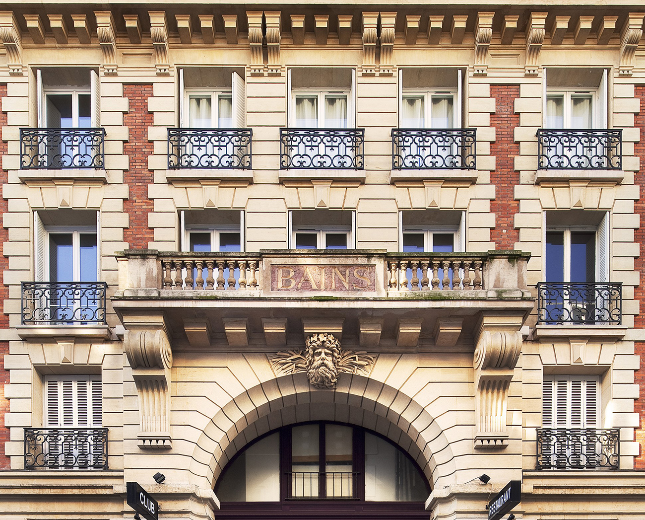 Historic Les Bains nightclub and hotel reopens in Paris