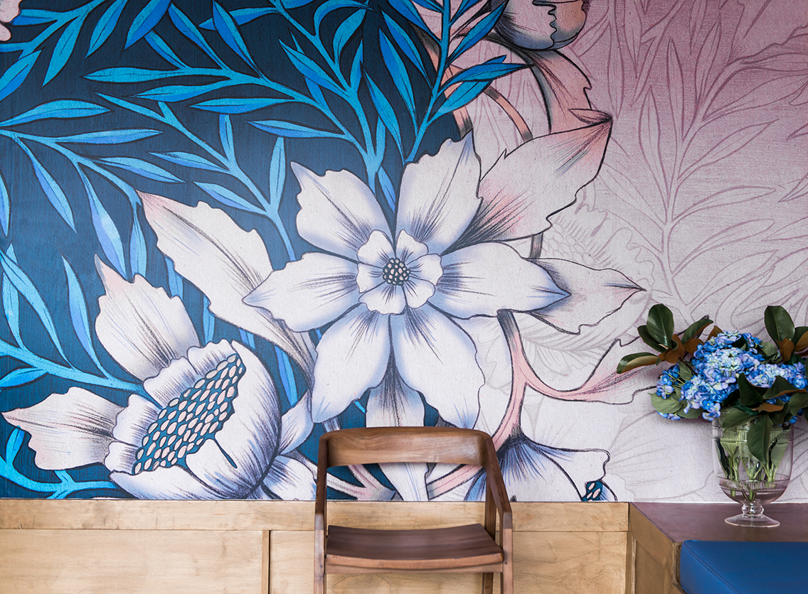 UNA Studio Outfits Chalet Marquees at the Melbourne Cup
