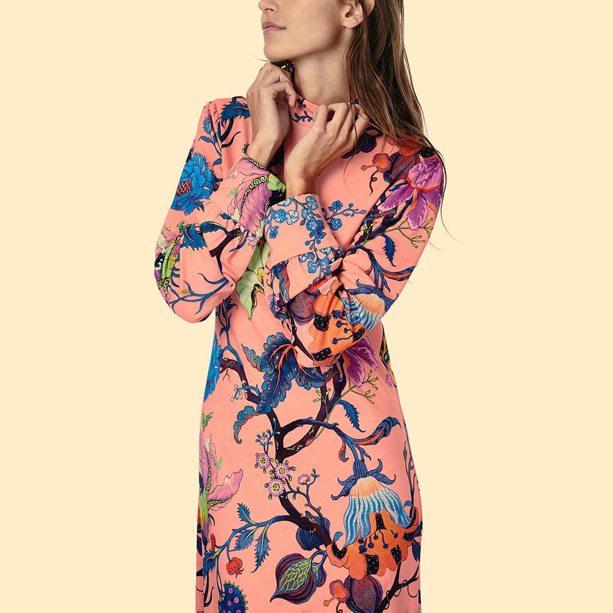 Ossie Dress - Artemis by House of Hackney