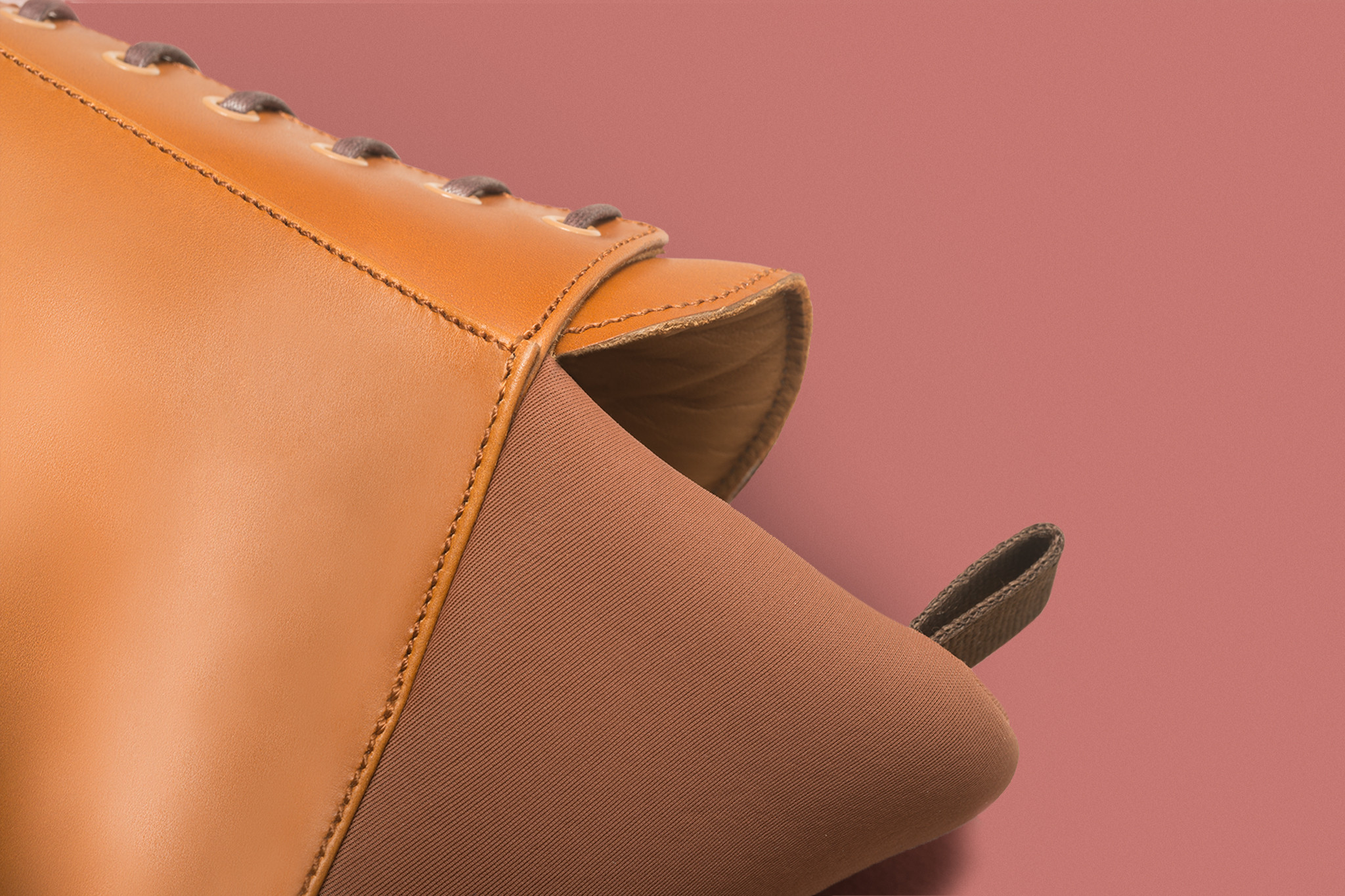 A closer look at the comfortable Freakloset heel