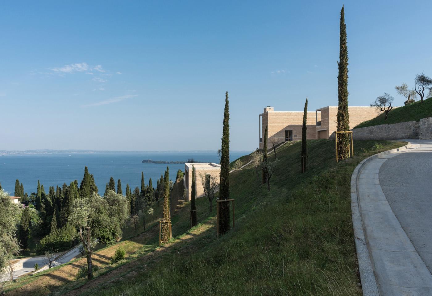 View of Lake Garda from Villa Eden