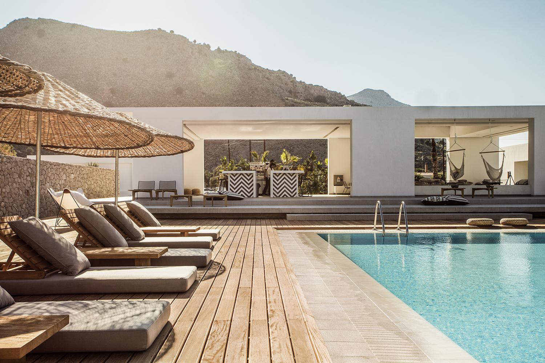 Casa Cook Rhodes pool