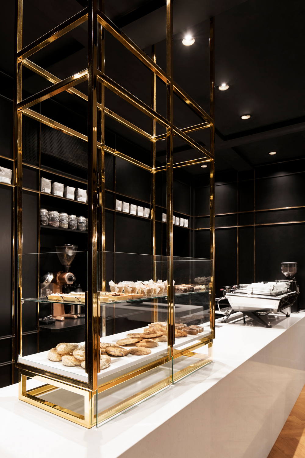 The Standard Café interior design
