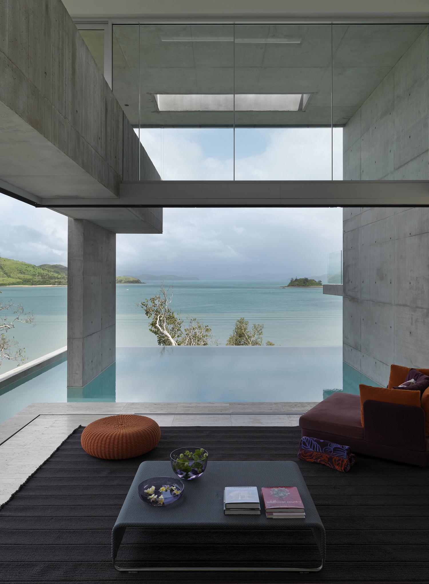 Solis House sitting room