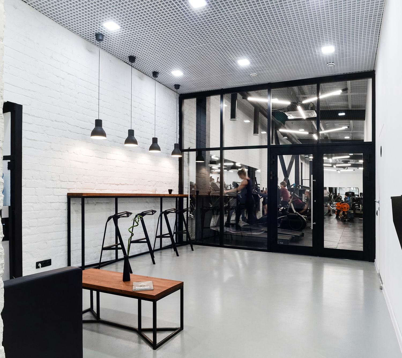 Avangard gym fitness area
