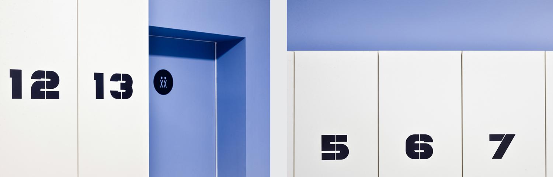 Avangard gym lockers