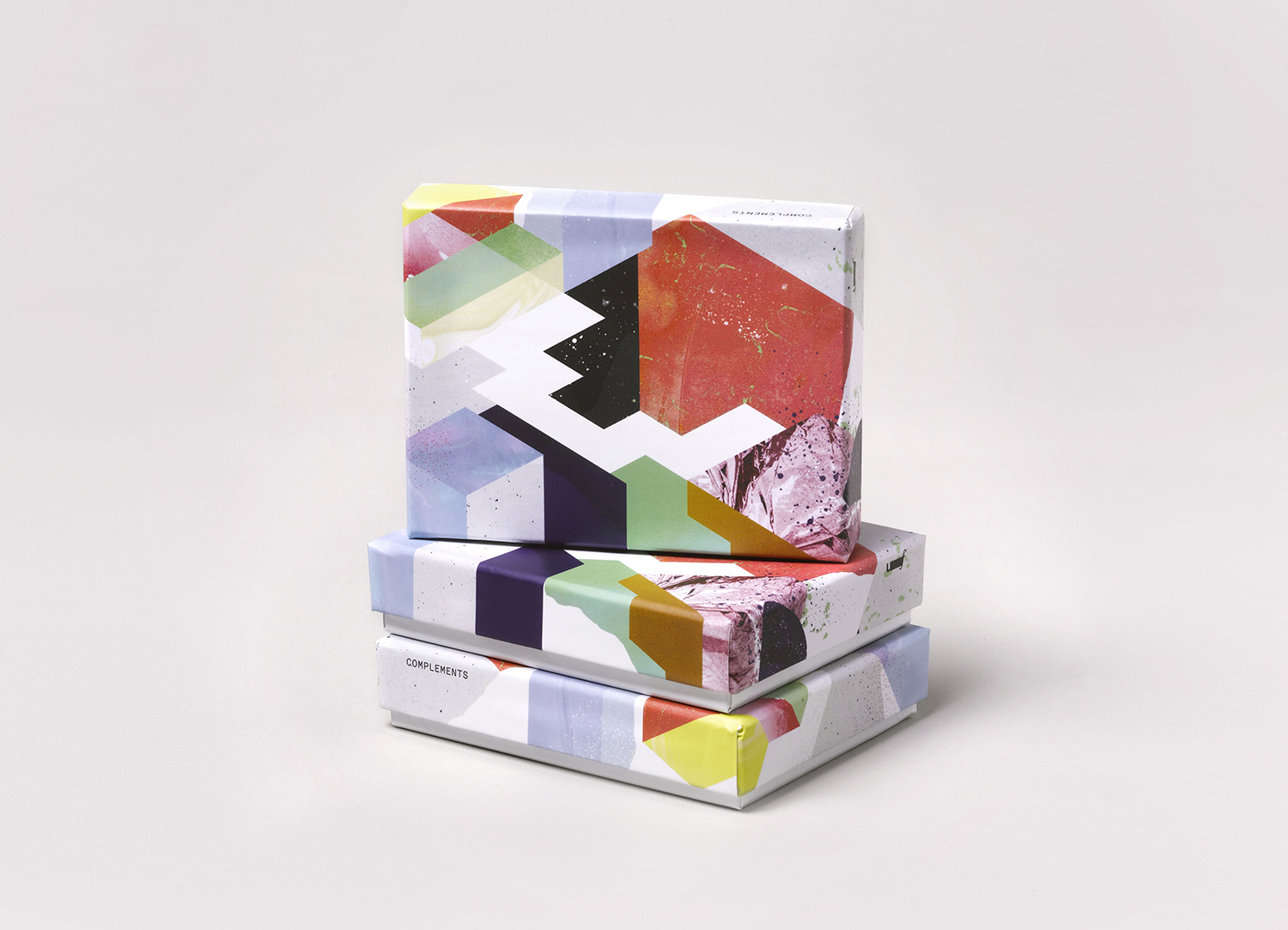 Complements chocolates packaging