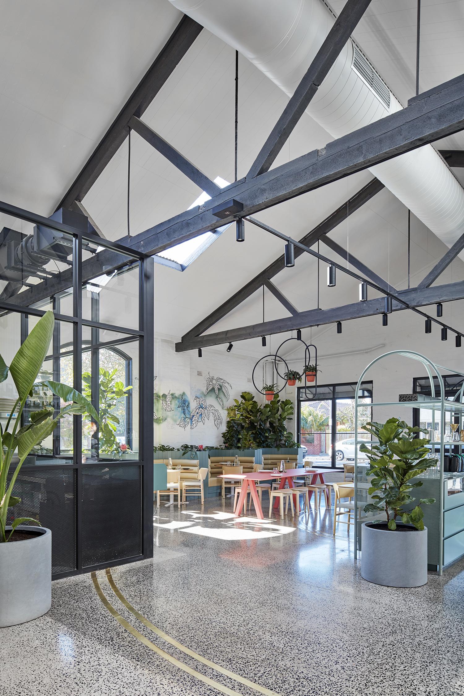 Mim Design Au79 coffee shop