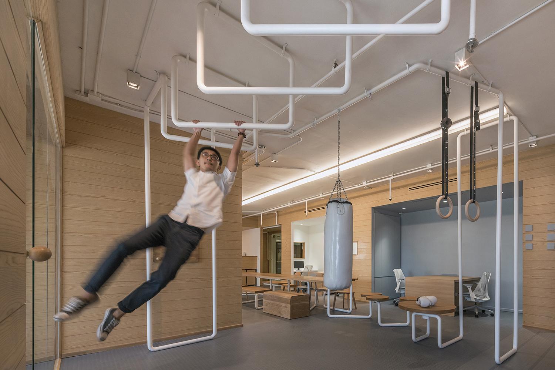 Inteltion Office playground