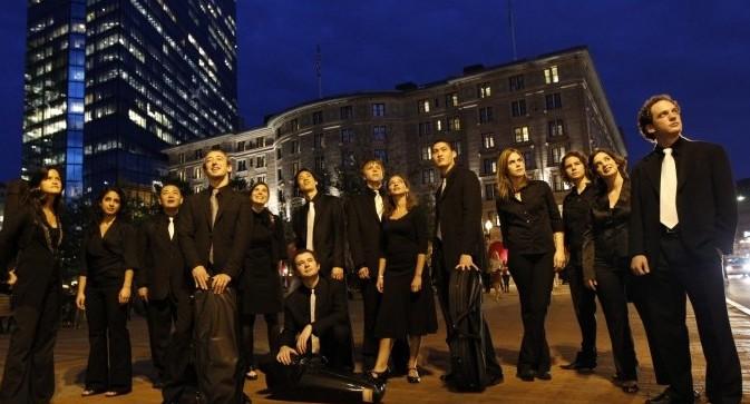 A Far Cry , String Orchestra    March 2012
